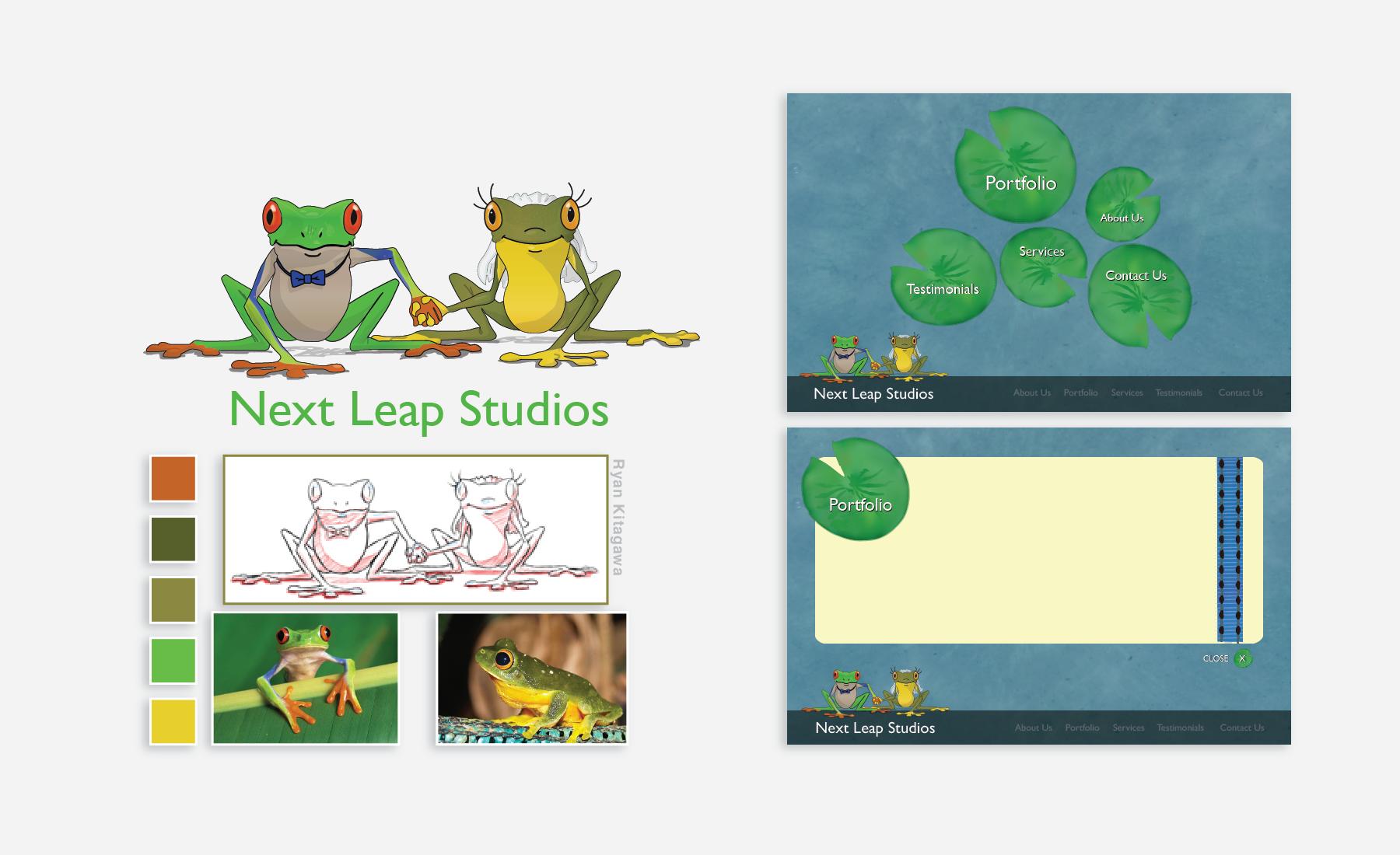 Next Leap Branding