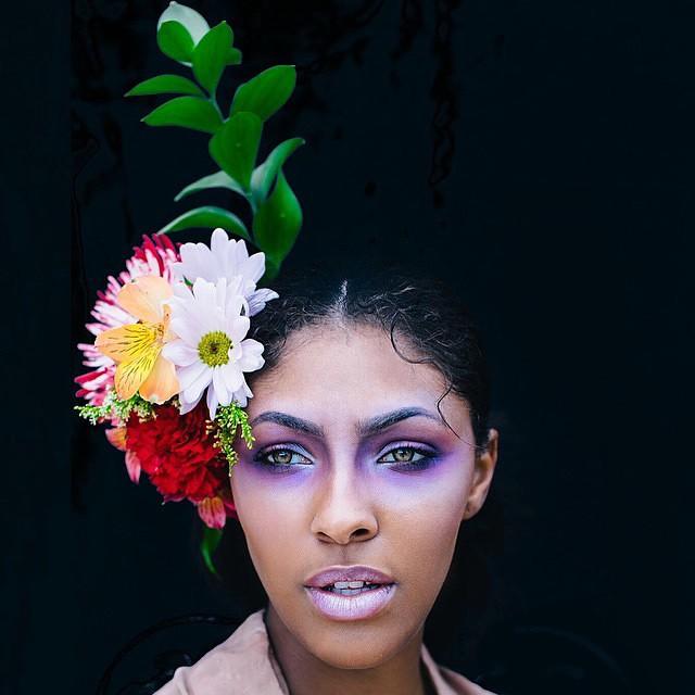 Model: @blakeamber Creative Director: @afroditegold ; Photographer  @dontemaurice