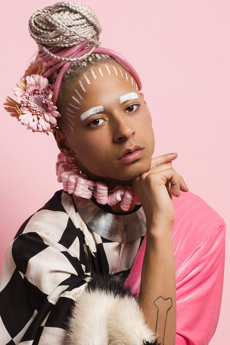 Model: Brendan Photographer: Kelsey Fugere