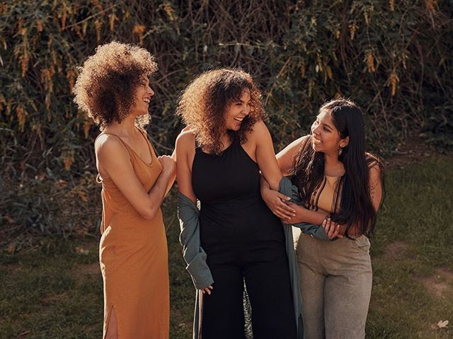 We Are Phenomenal's first photoshoot/campaign with three of the most empowering & inspiring women in Los Angeles. I'm looking forward to planning a new shoot for 2019 with more badass individuals in Los Angeles & even Atlanta (my hometown). Who's ready for it?