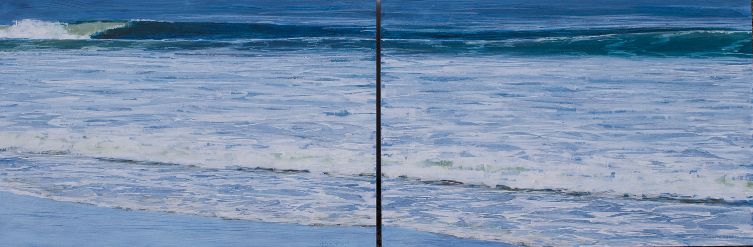Onshore Diptych