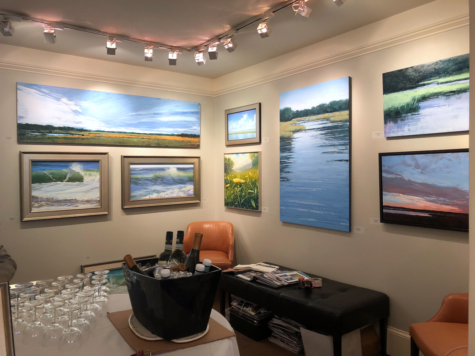 Show extended through October 7, 2018. 679 Boston Post Rd, Madison, CT
