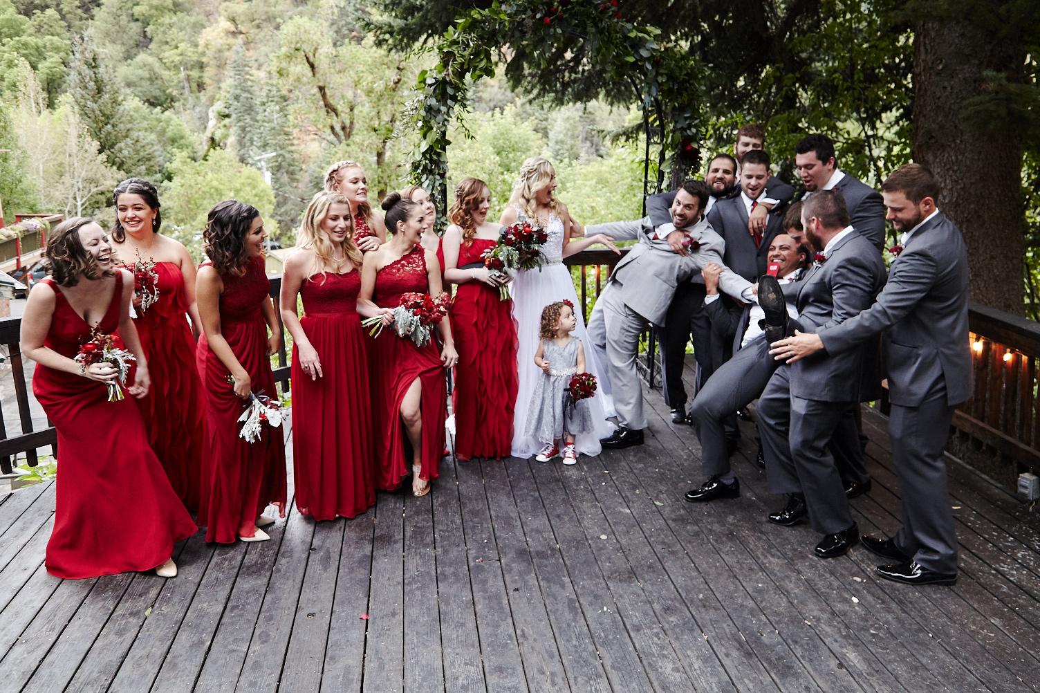 Wedding Photographer Portland