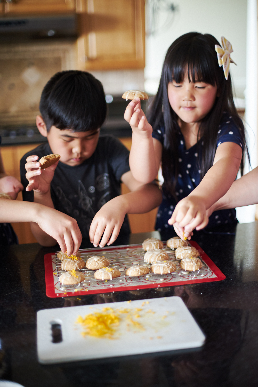 Custom family cookbook