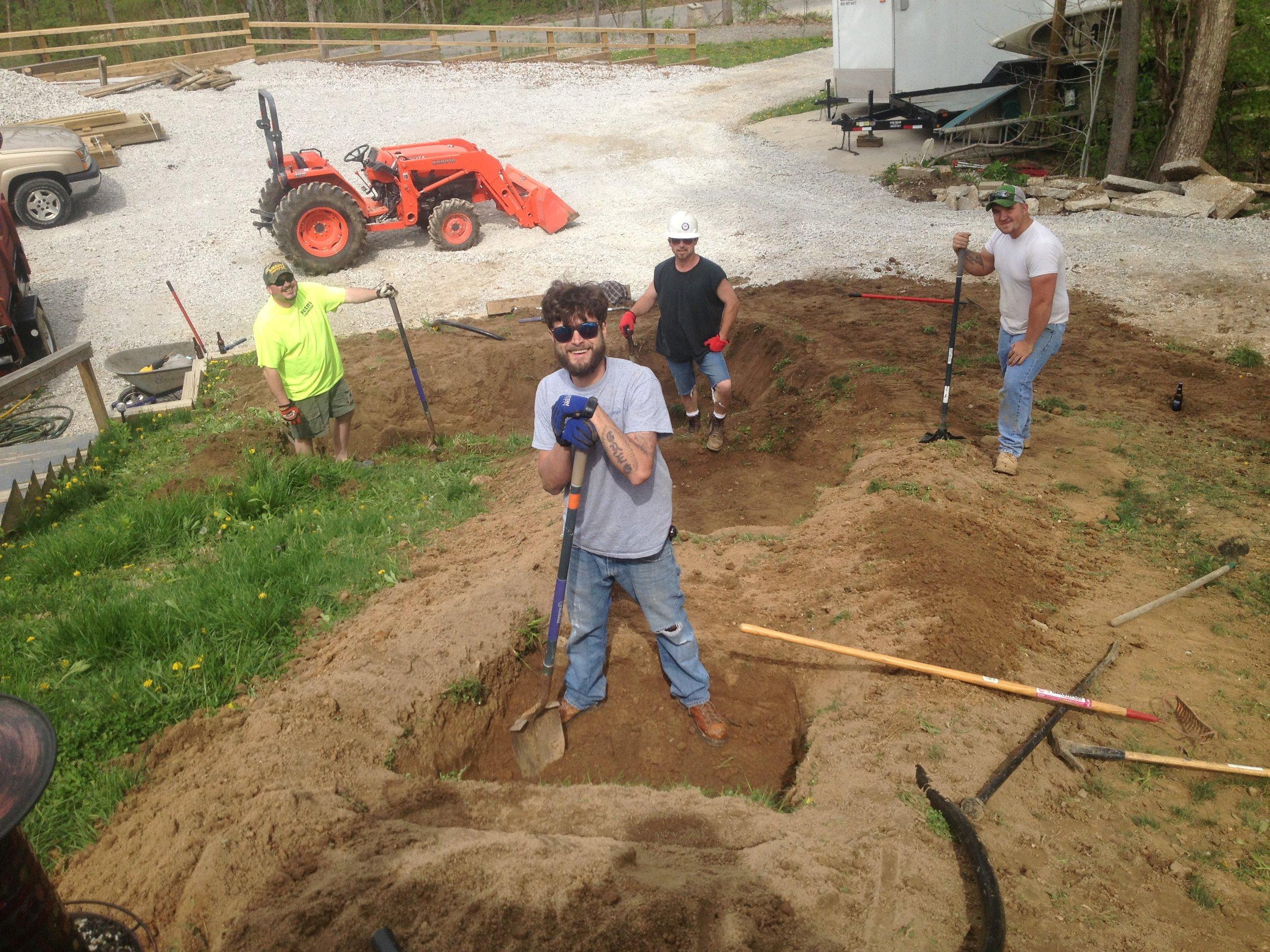 - Construction Photos