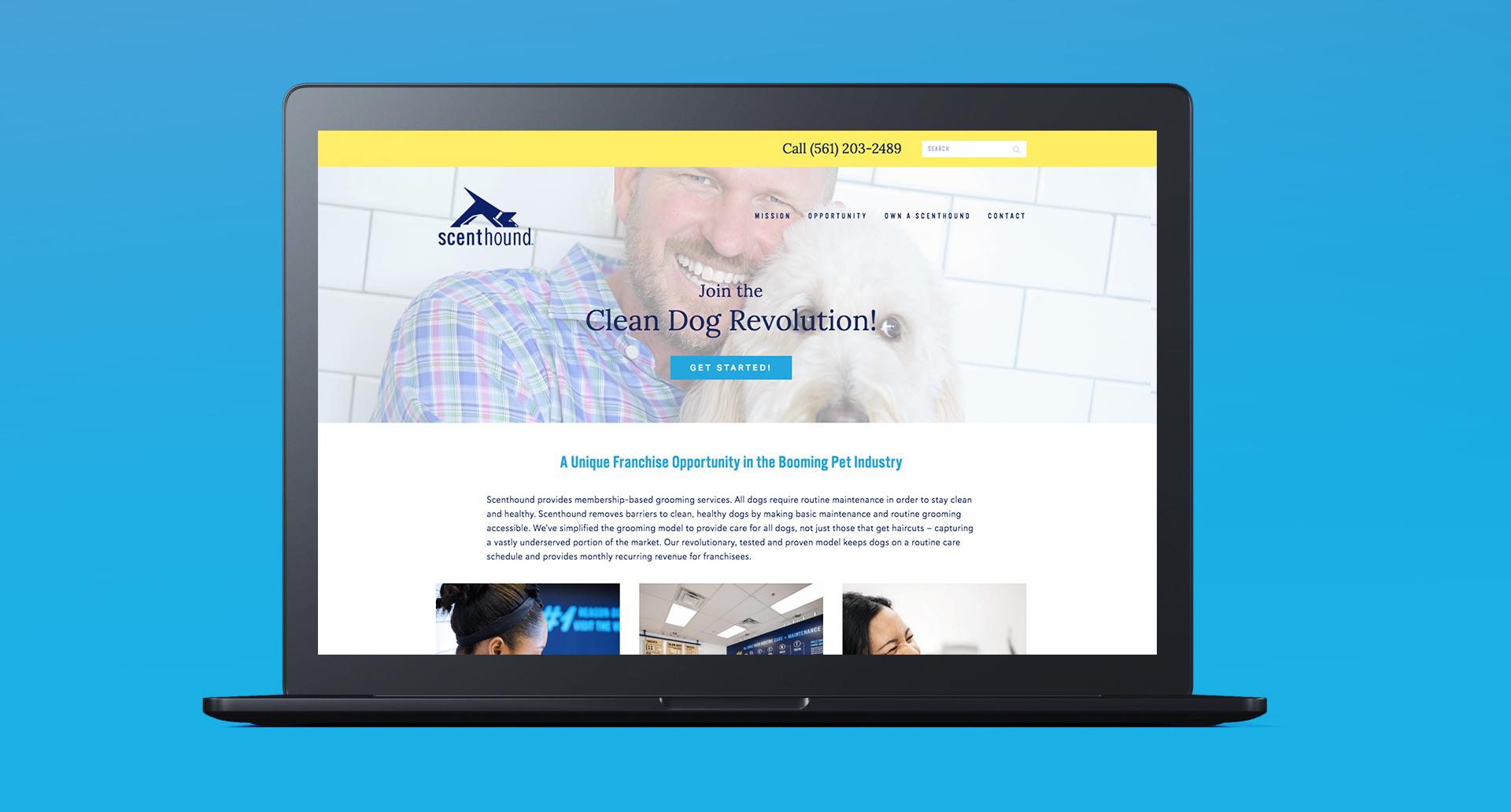 scenthound -