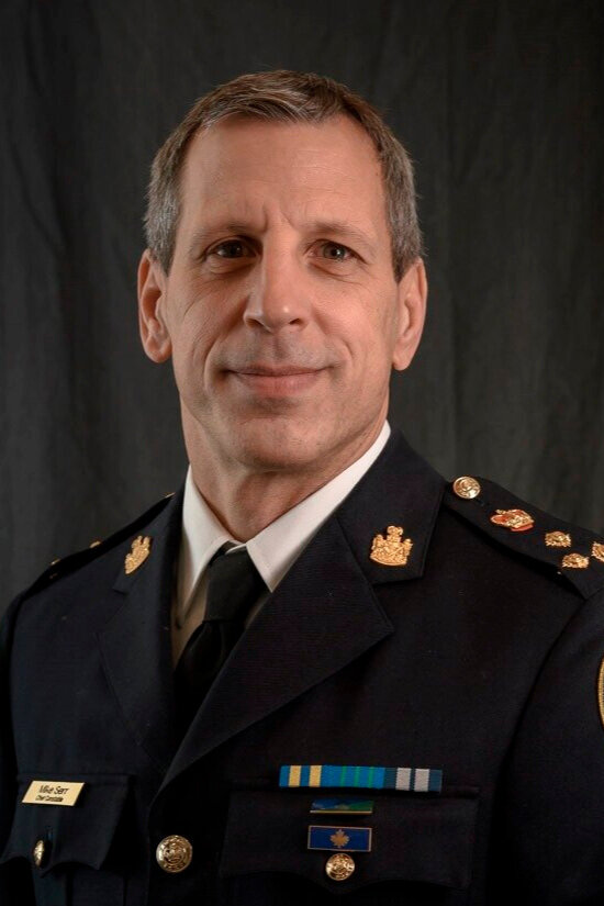 Finding the Strength in Your Community - Mike Serr, Abbotsford Police Chief