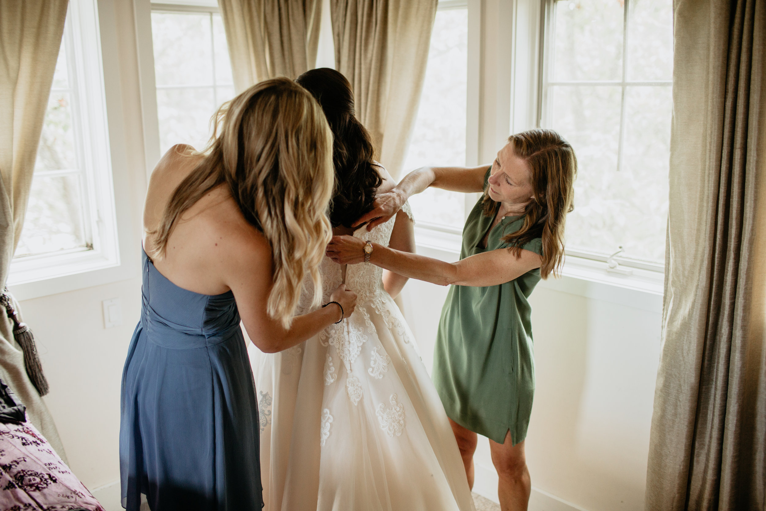 Justin took gorgeous pictures for my daughter's wedding. He was kind , patient , respectful and kept us all organized. Carli couldn't have picked a more perfect photographer for her special day. - -Liz