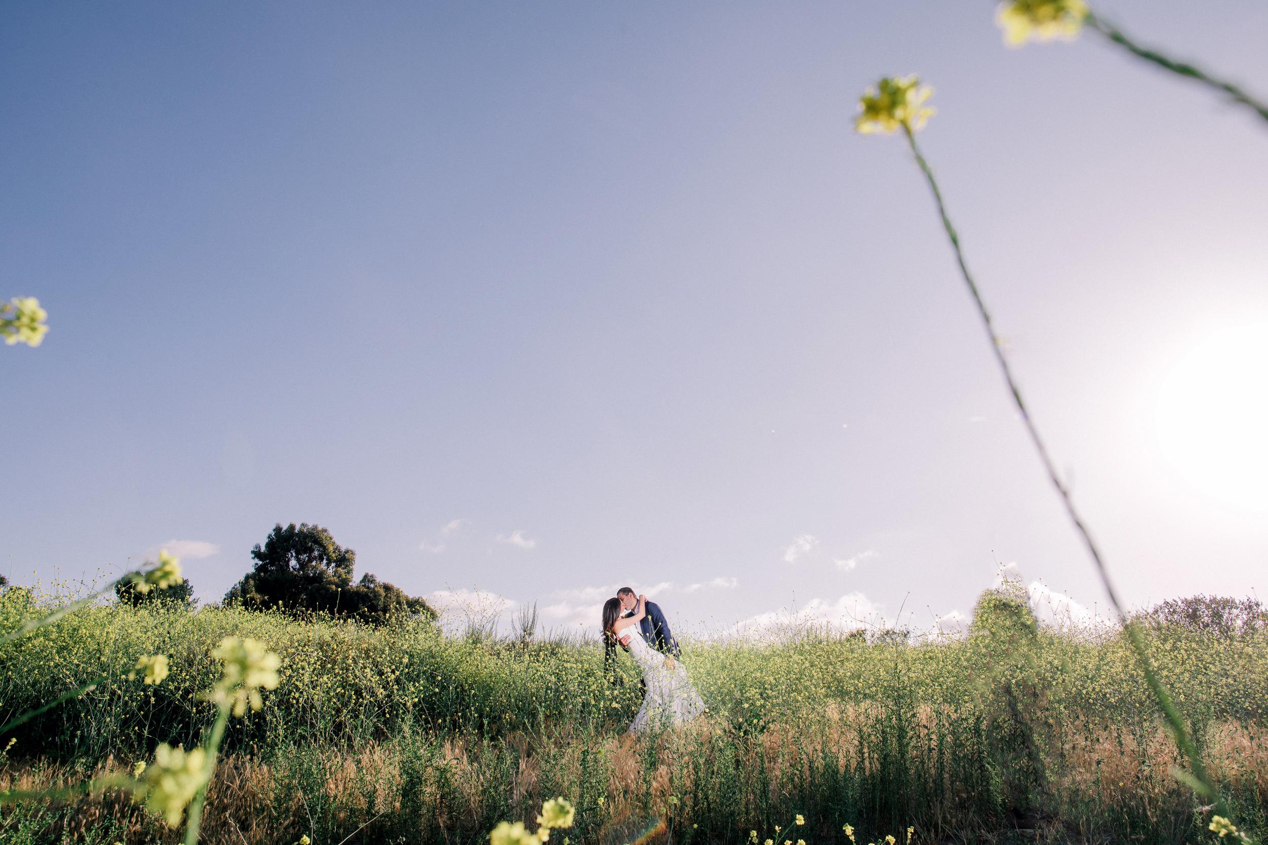 Terranea orange county wedding photography engagement