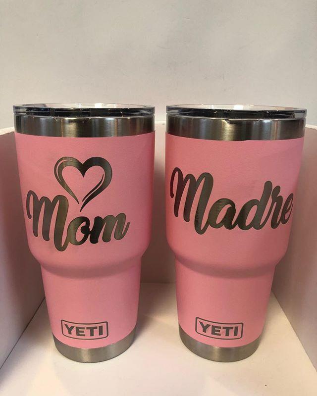 Don't forget Mom!  #jackspawn #yeti #downtowndalton #mom #mothersday