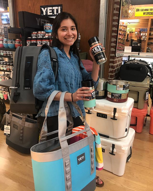 Give your grad the gift of @yeti!
