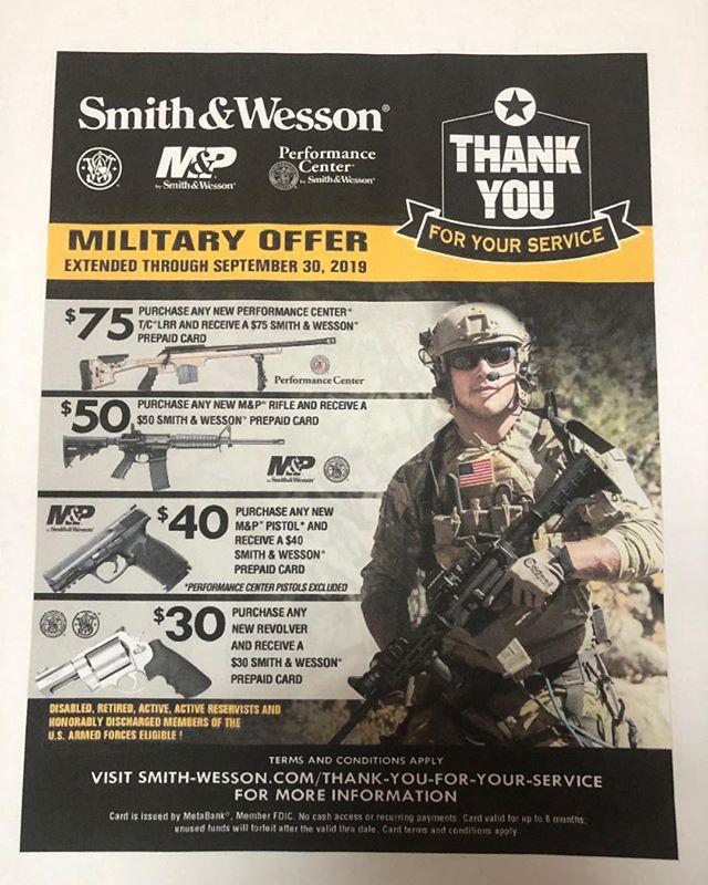 Thanks Veterans! #jackspawngun #daltonsonlyindoorrange #smith&wesson