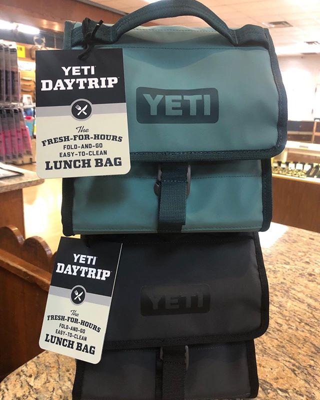 New Yeti lunchbags In at Jacks! #yeti #lunchbags  #jackspawngun #downtowndalton #