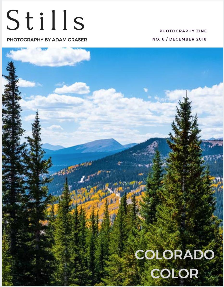 Stills #6 Colorado Color