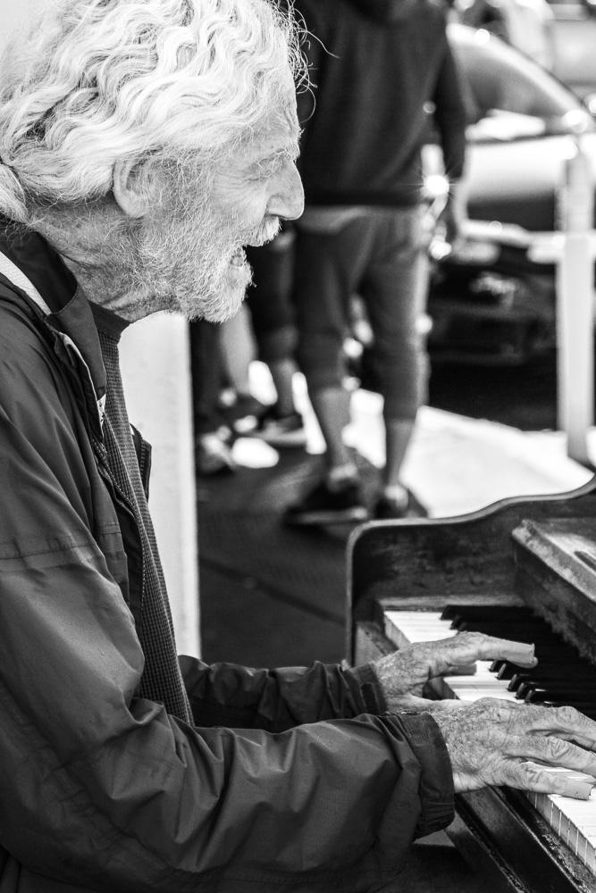 Piano Man ©2018 Adam Graser Photography