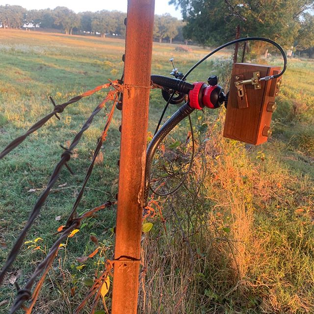 Crazy positions you can put a pinhole camera in. Working on the 48 Acres Project.  #pinhole #easttexas #zeroimage #filmphotography #photography #photographers