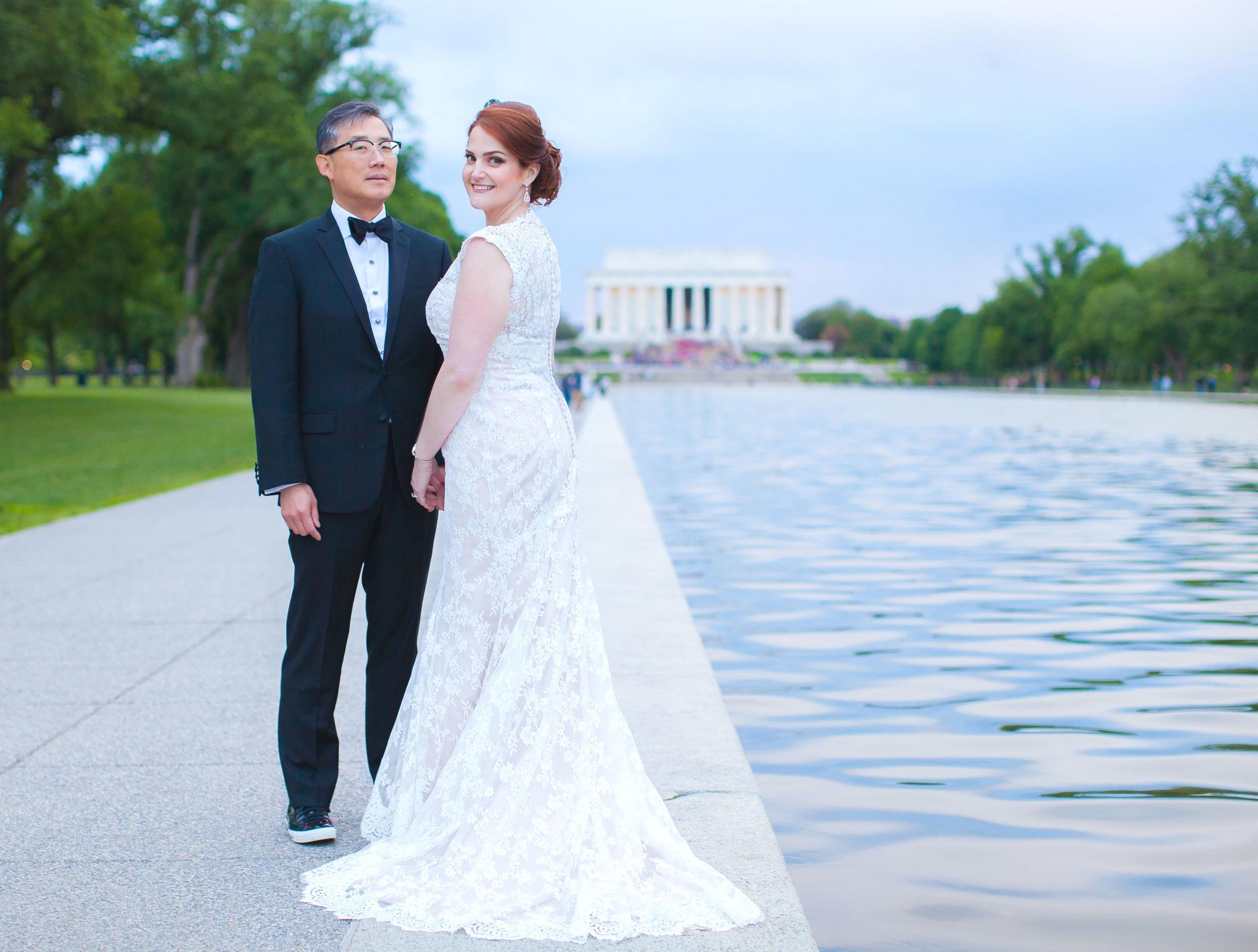 Gloria & Kalun Wedding DC