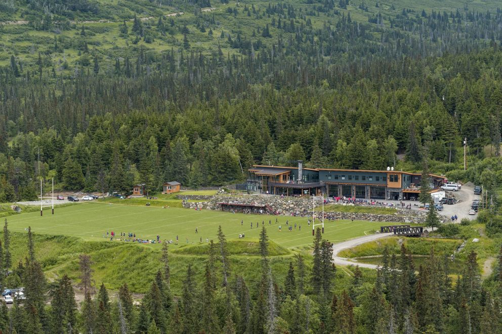 Alaska Mountain Rugby Grounds