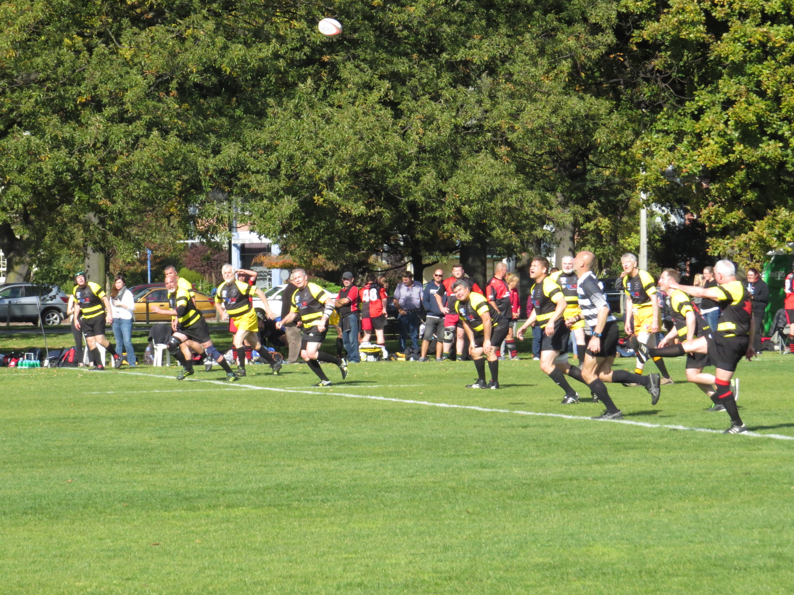 Golden Oldies Rugby Festival Denver 2020
