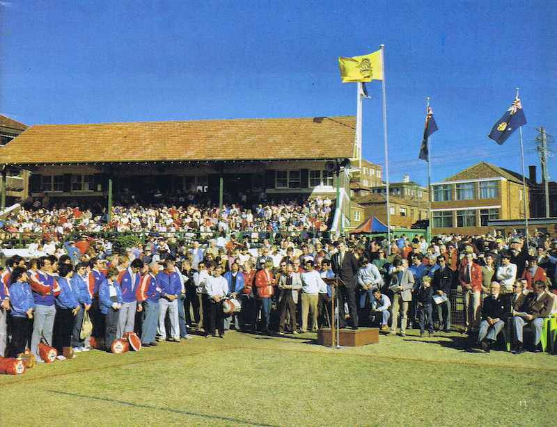 Sydney - Opening Ceremony - Randwick