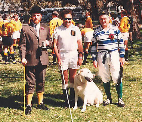 Perth - a trio of referees - are you blind?