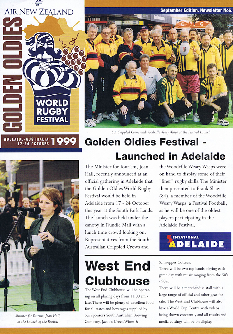Adelaide - a warm South Australian welcome