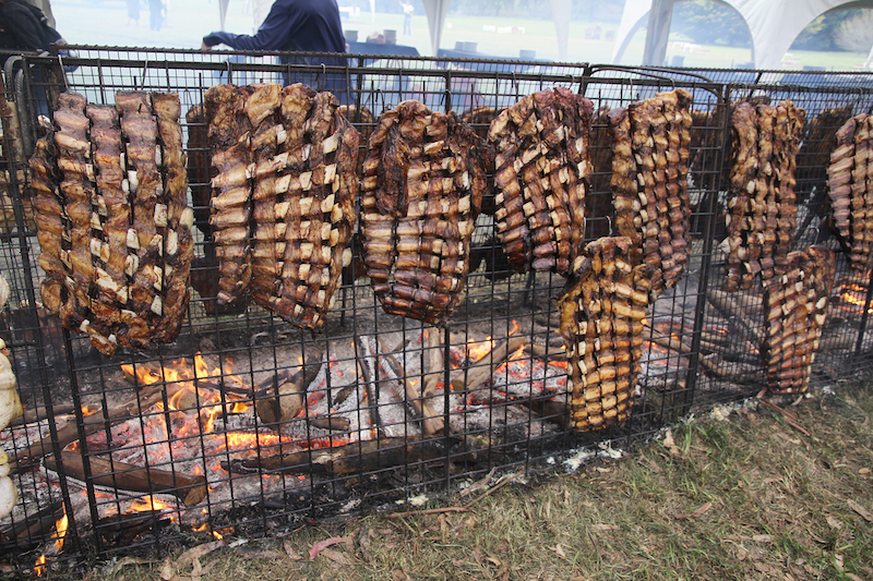 Mar del Plata - they like their meat in Argentina