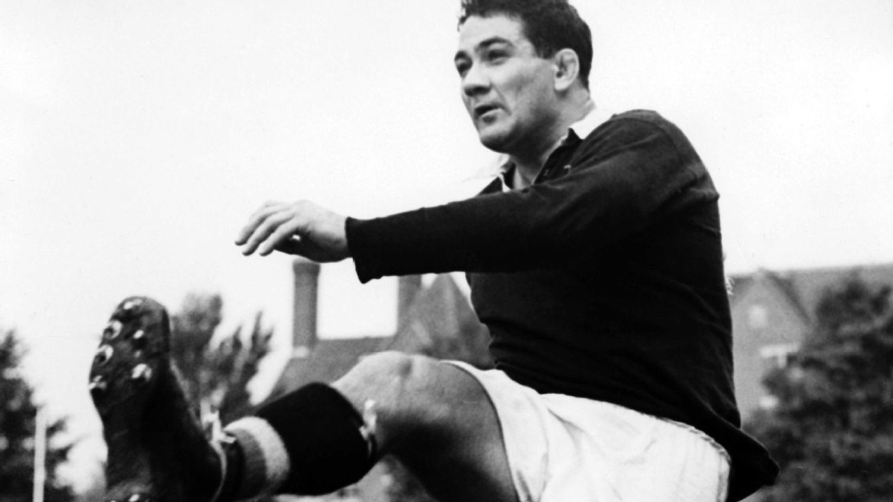 Sir Nicholas played 30 times for the Wallabies