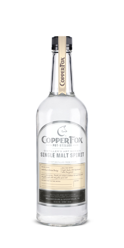 Copper Fox Single Malt Spirit