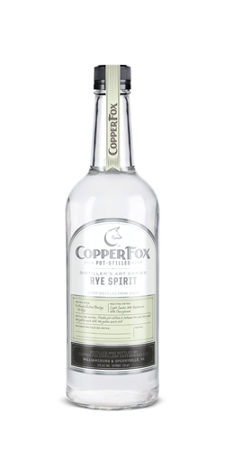 Copper Fox Rye Spirit