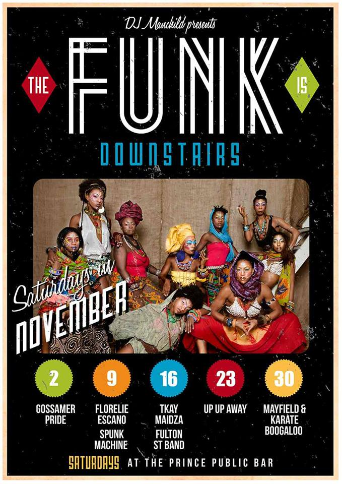 The Funk Is Downstairs.jpg