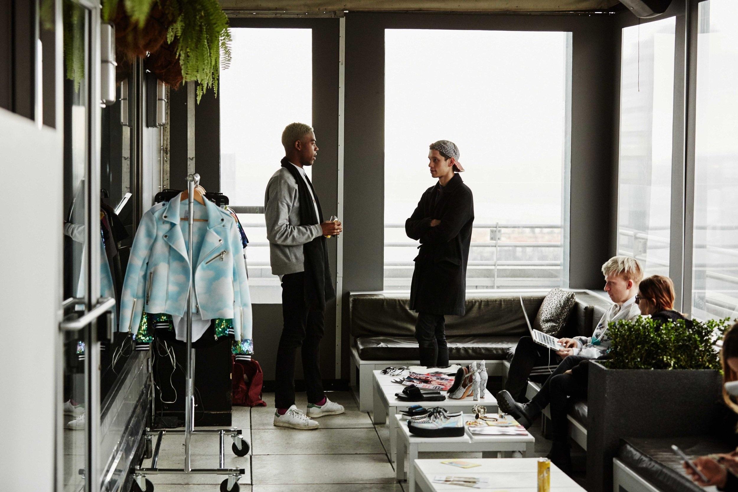 Nylon Magazine Pop Up, image courtesy of Gansevoort