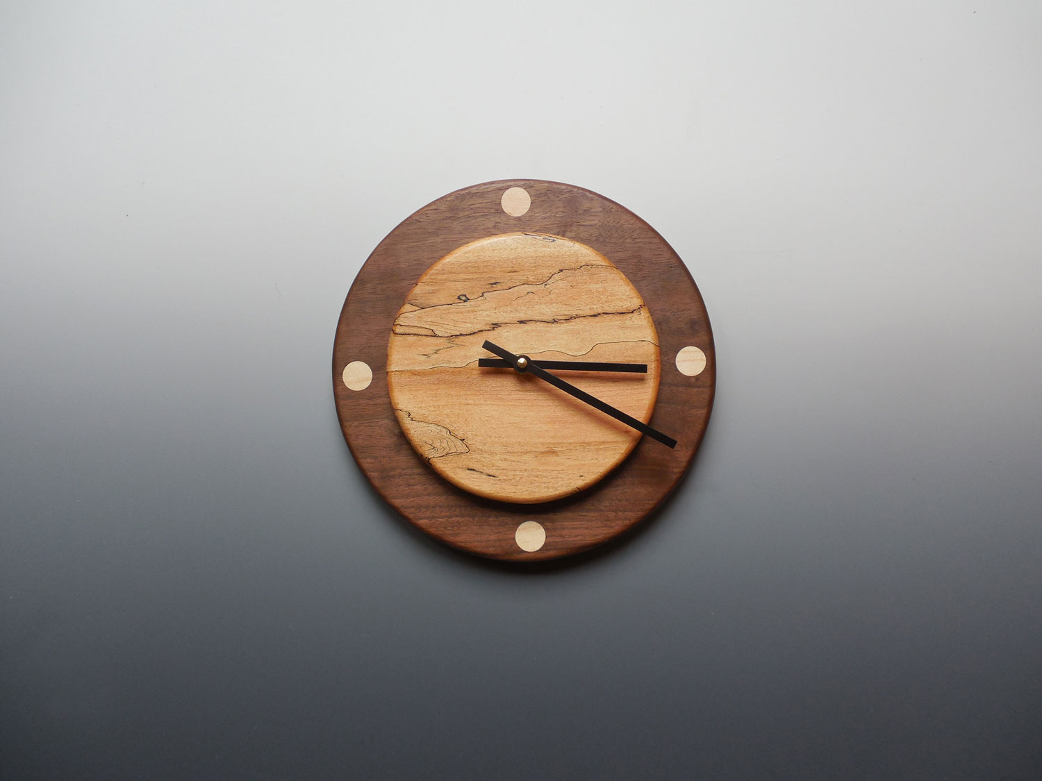 Handmade Wooden Clock