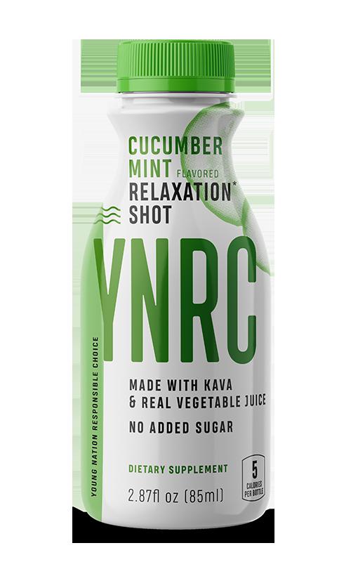 Cucumber Mint YNRC Relaxation Shot®