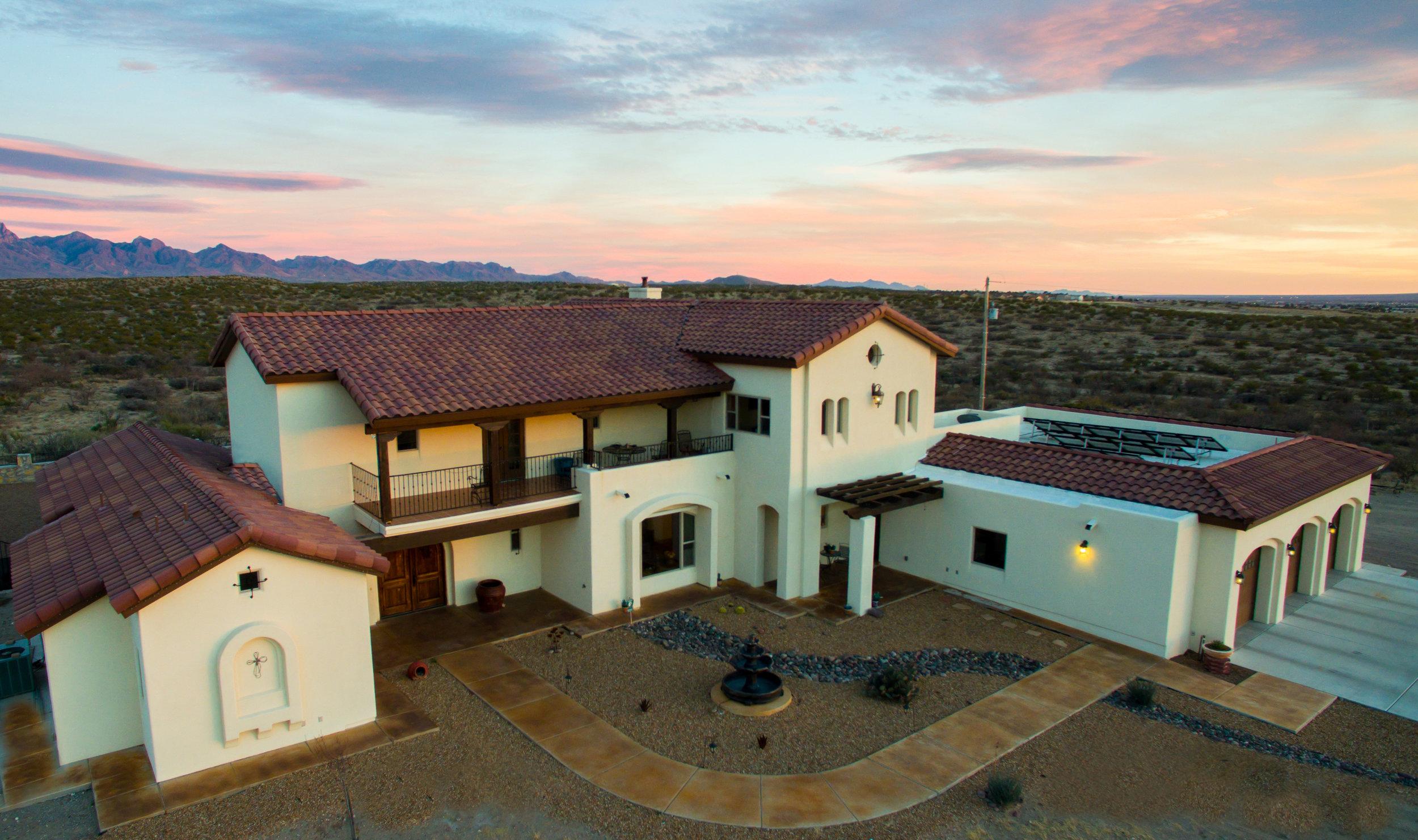 Residence near Dona Ana, NM