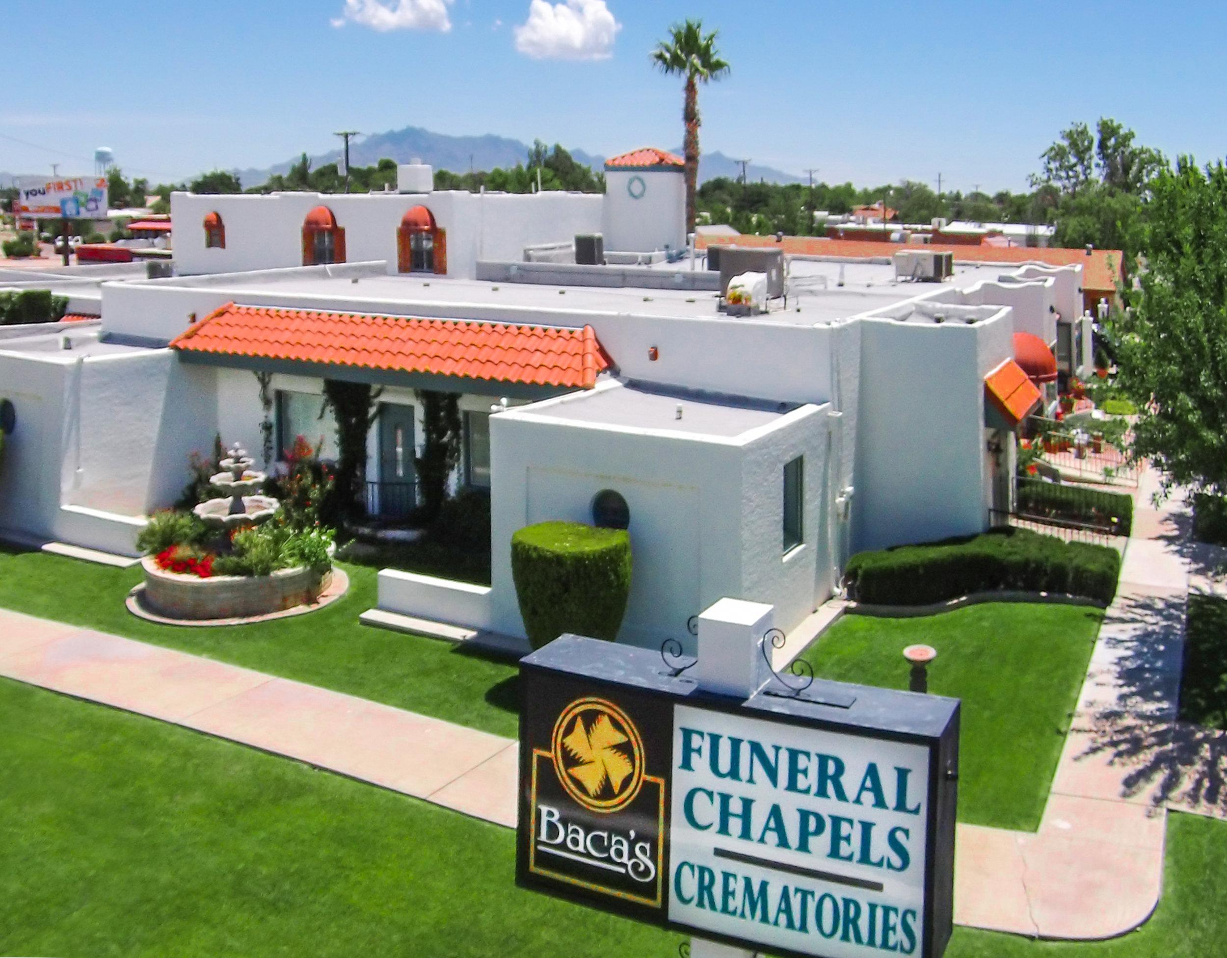 Baca's Funeral Chapels