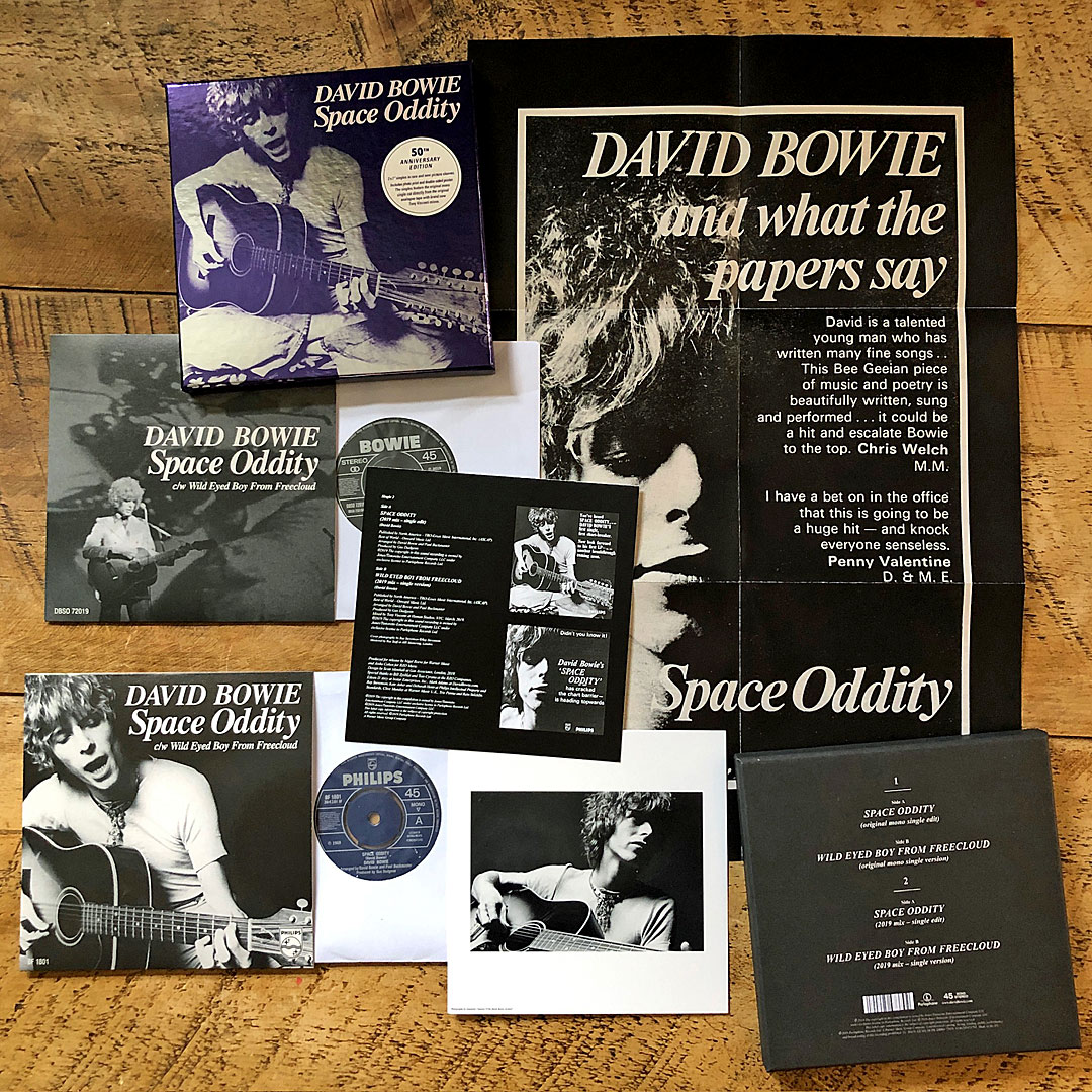 2019 July — Blog — David Bowie