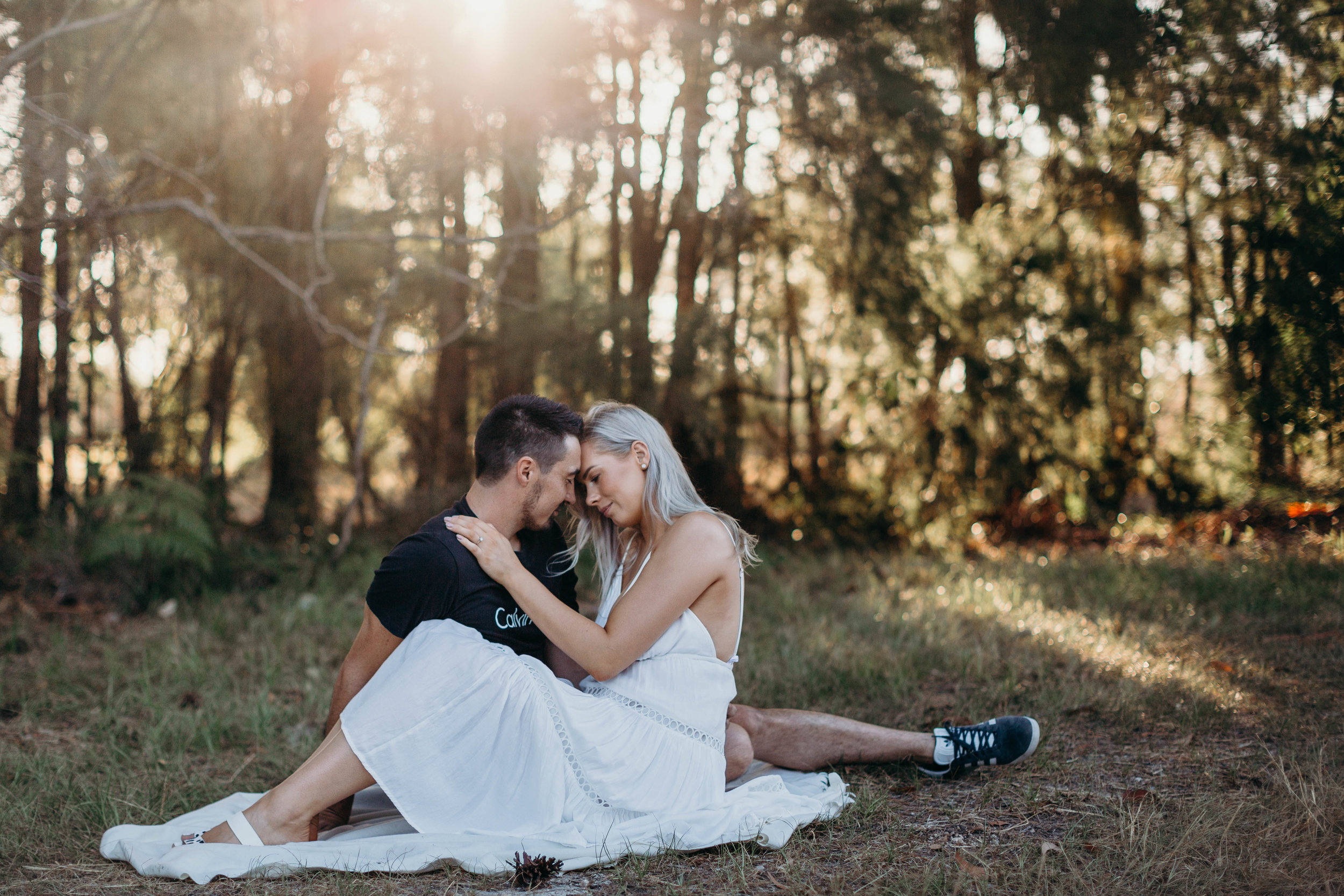 Casuarina Engagement Session