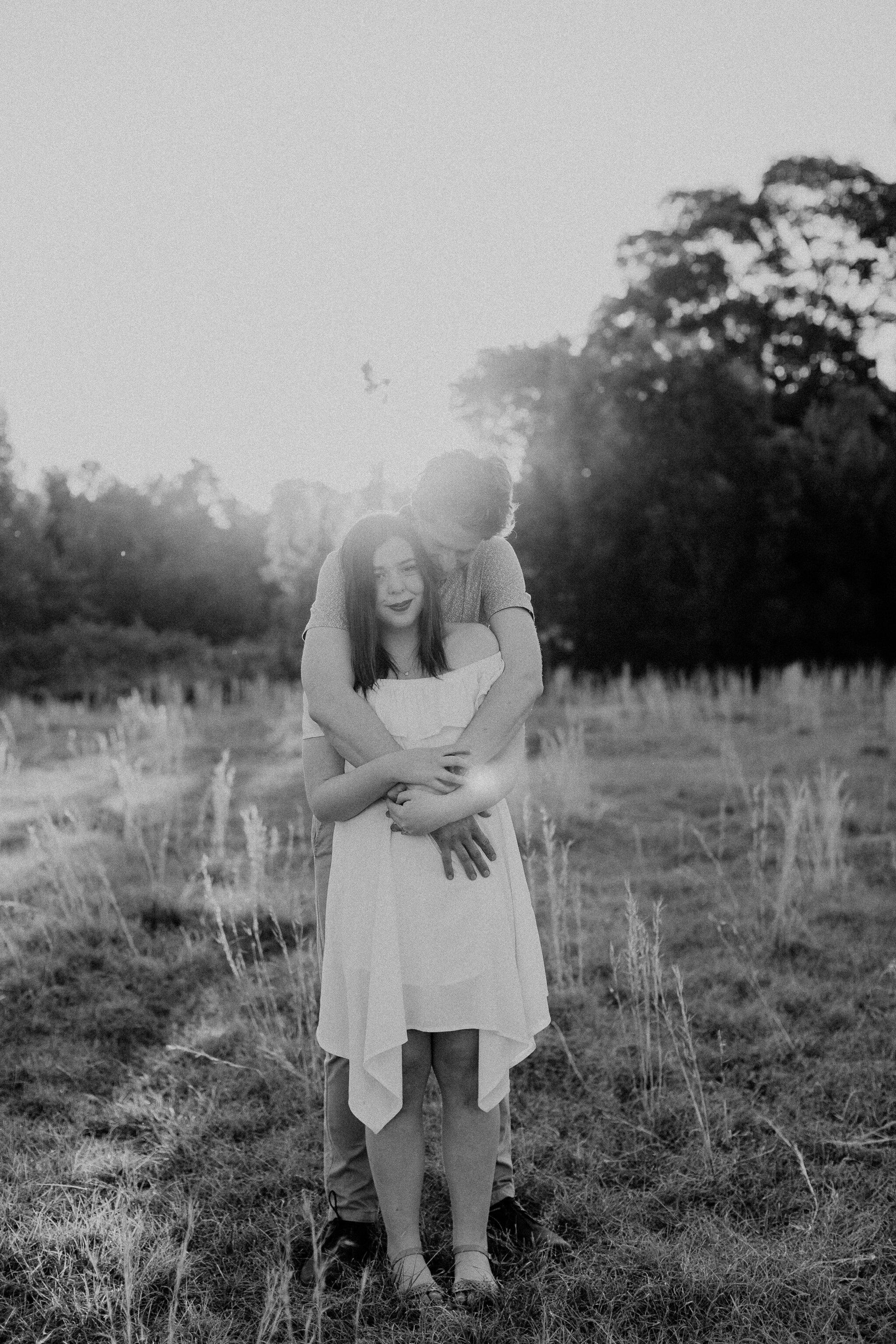 Casuarina Engagement Session - Gold Coast Wedding Photographer-4.jpg