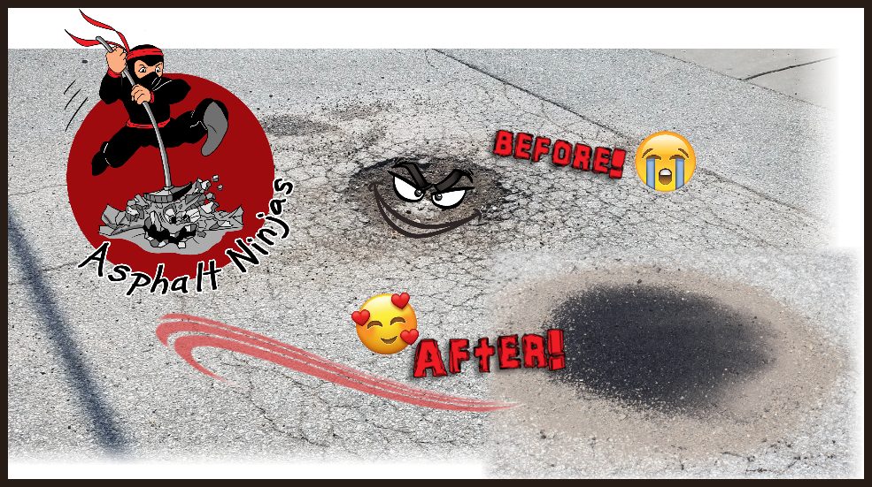 Pothole Repair -