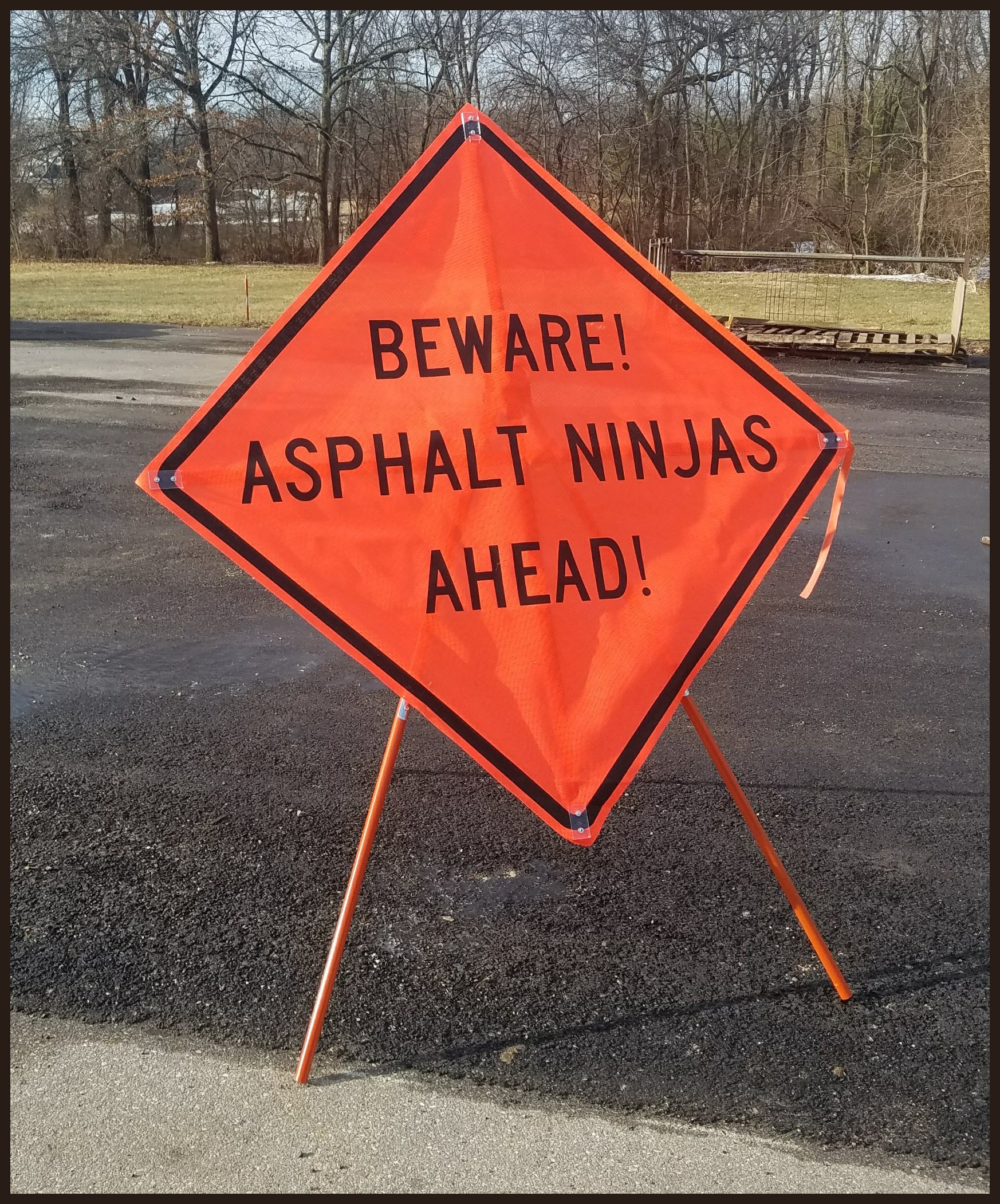 Emergency Asphalt Repair Service -
