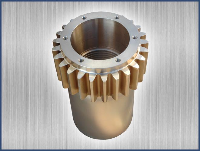 Bronze Gear Nut