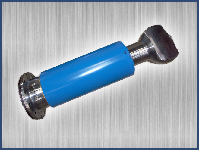 Telescoping Spindle