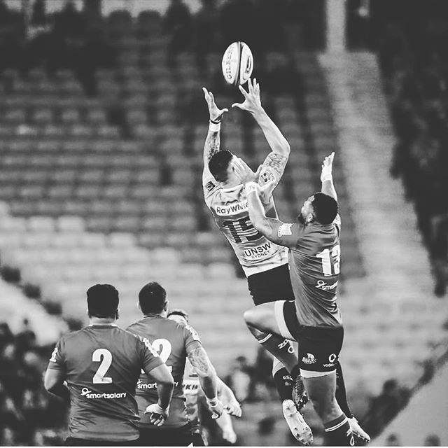 How much difference does 2% in power make? Sometimes, catching the ball or missing it... #jumparound #power #strength #speed #rugby #football #jump #catch #force #exercisephysiology #footy  Pic by: Dave Molloy