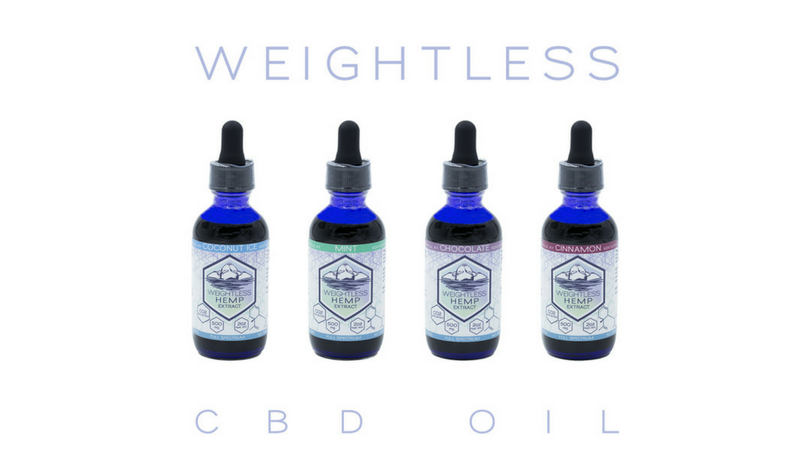 Weightless Hemp Extract