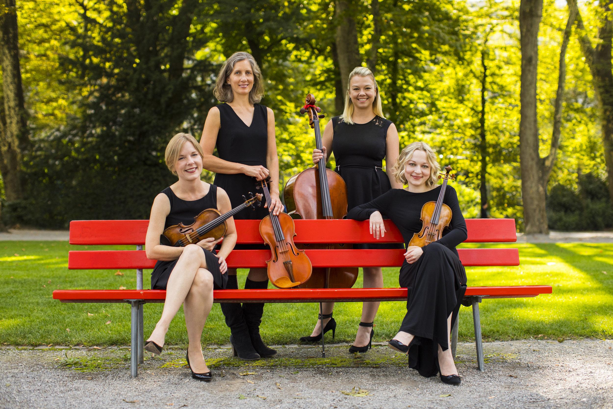 Clarion Quartet