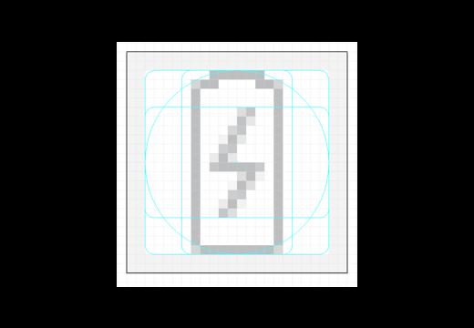 Icon template I created