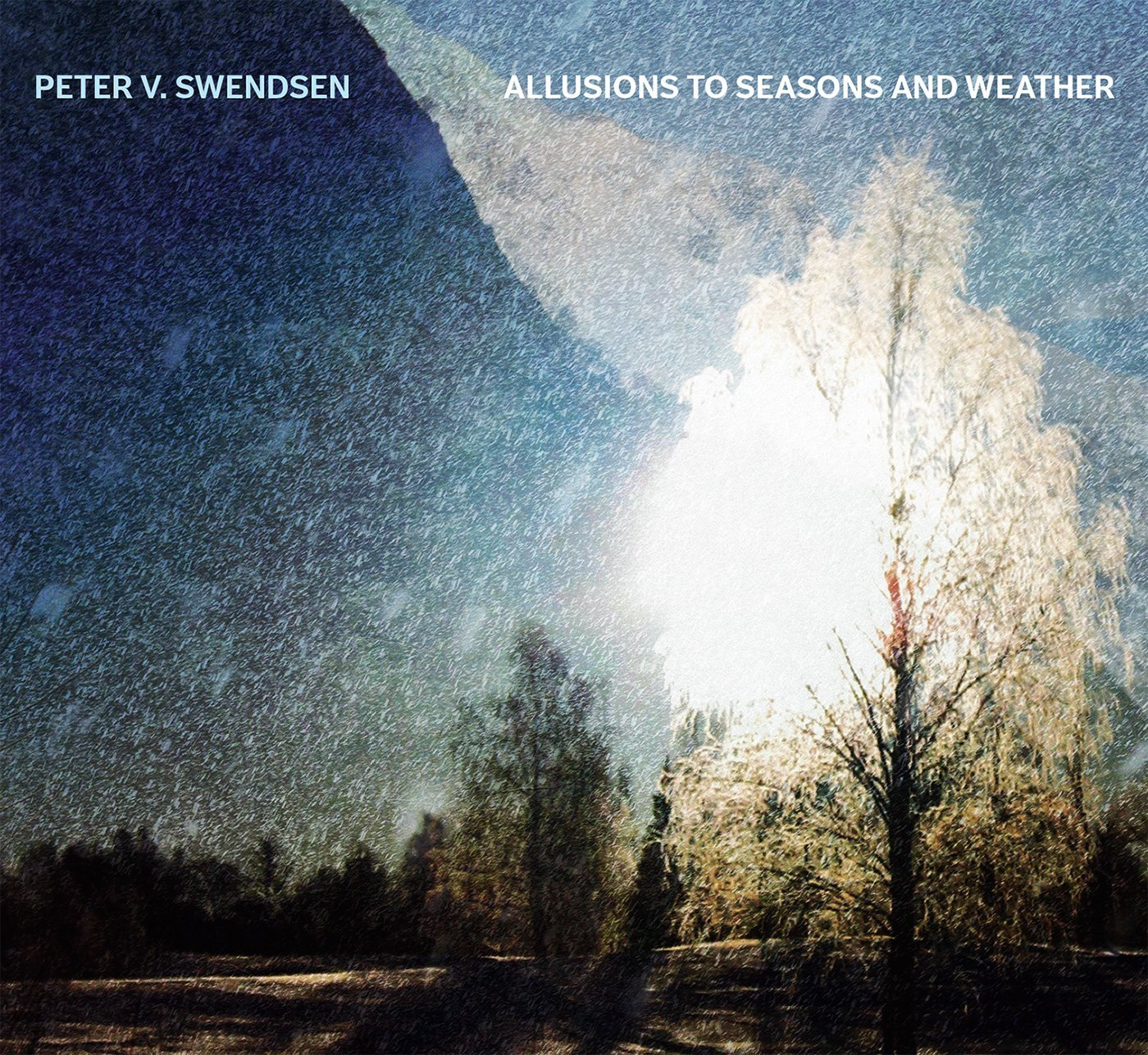 Allusions to Seasons and Weather (2014) on Oberlin Music - Recording of Peter V. Swendsen's Northern Circles for bassoon, saxophone and electronics.