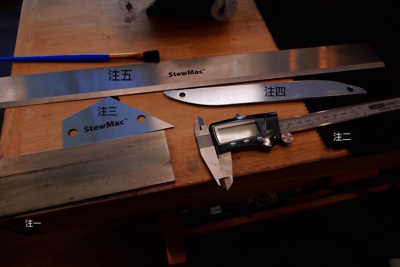 圖三:主要工具