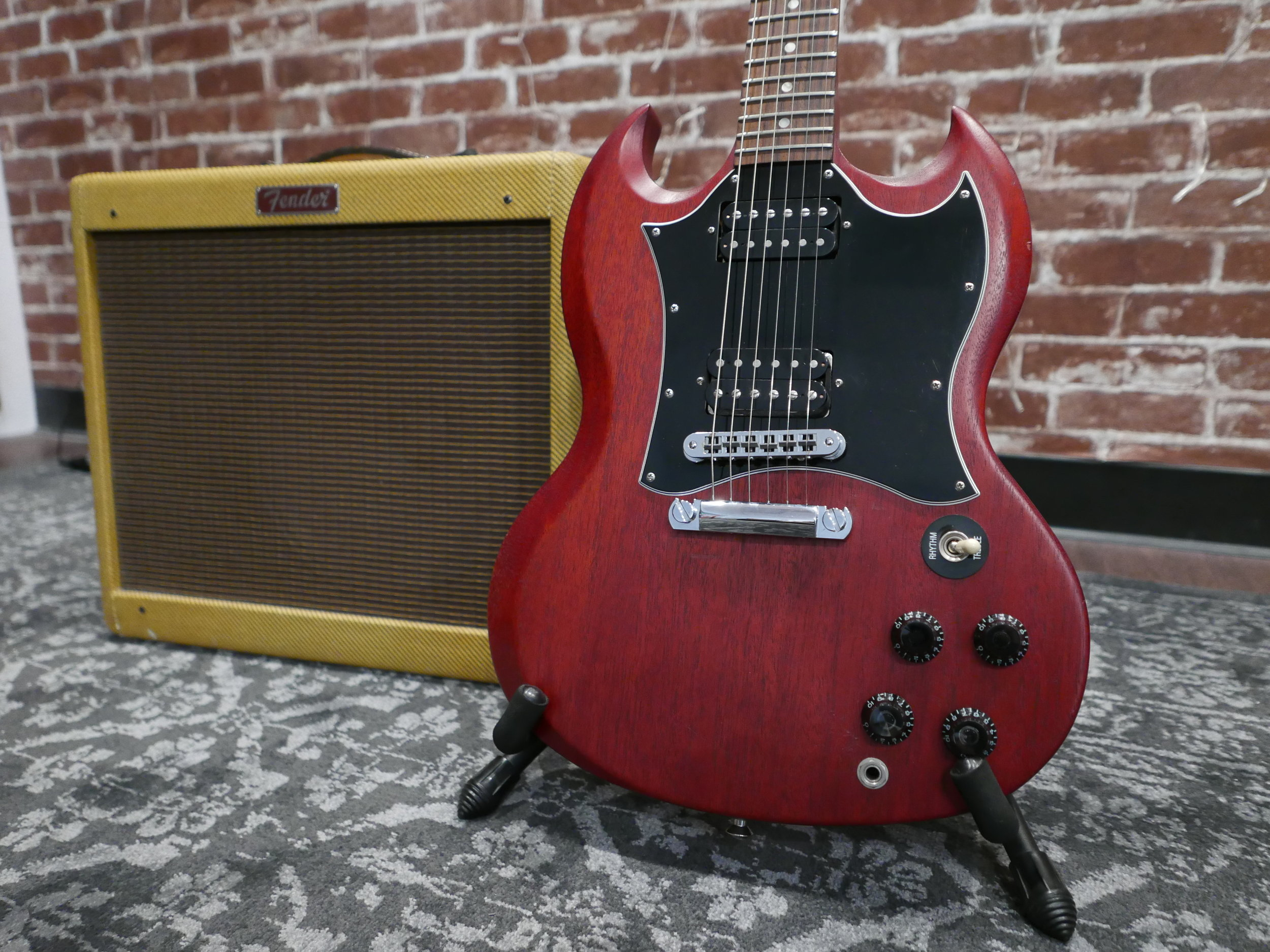 2010 Gibson SG Special Fade - On Sale: $785!